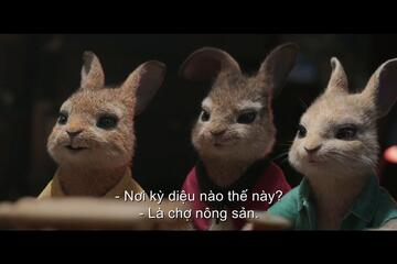 Thỏ Peter 2  - Peter Rabbit 2 | Offical Trailer | KC tại CGV: 02.04.2020